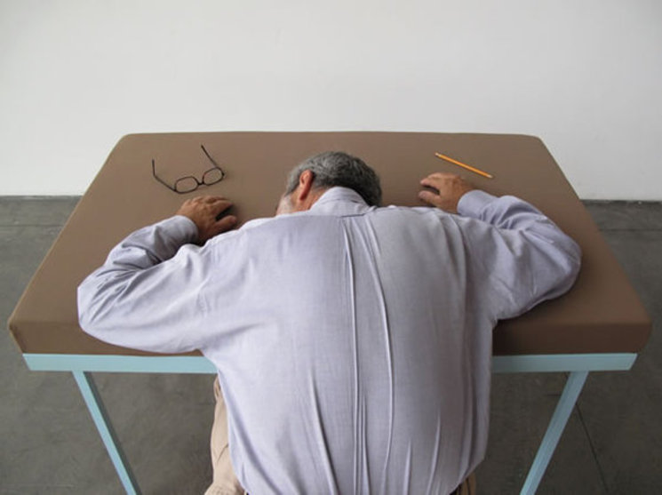 Mesa original para soñadores
