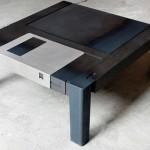 Mesa floppy disk, la floppytable
