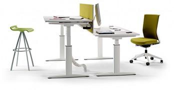 Actiu presenta Mobility, una mesa para arquitectos