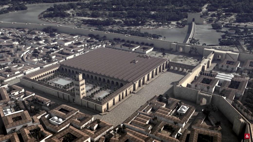 La Mezquita de Córdoba por Grégoire Valayer