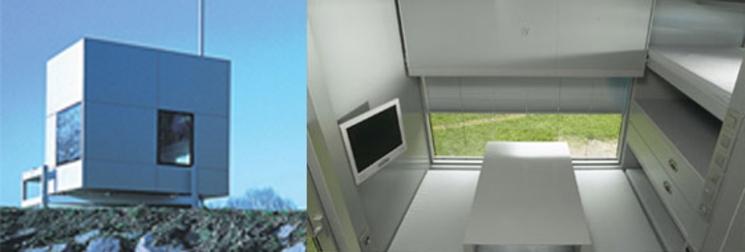 Micro Compact Home (2.010) de Richard Horden