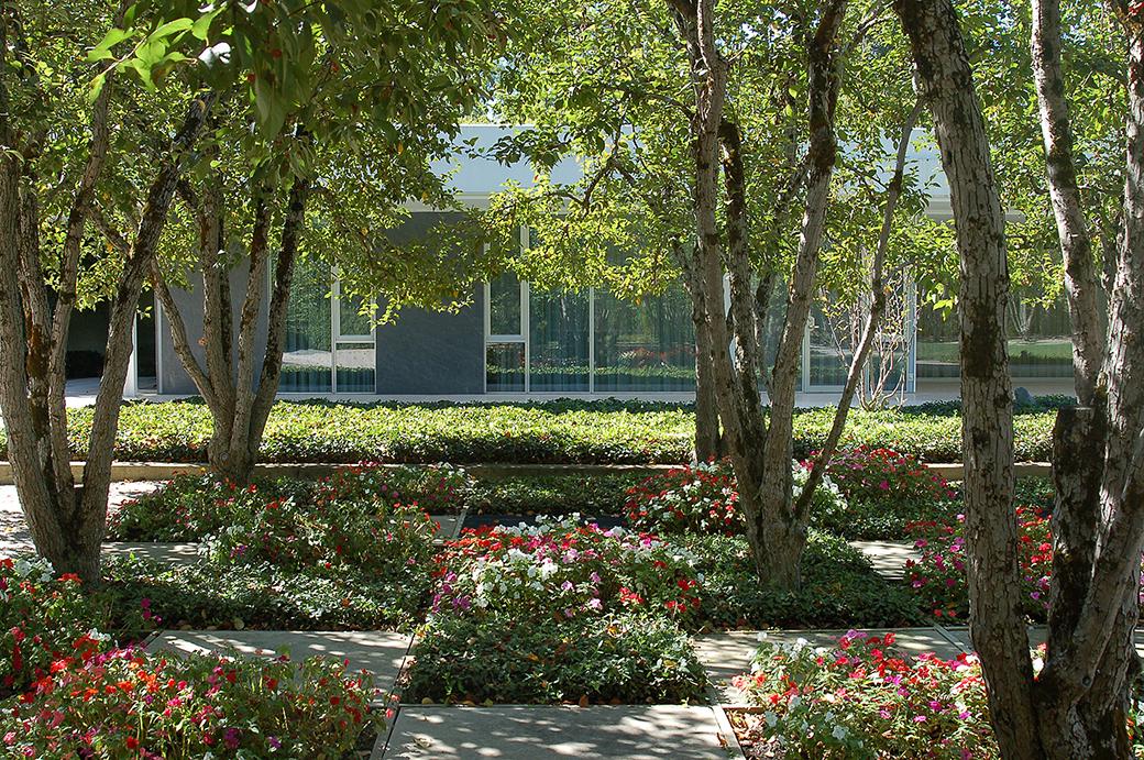 Mies-Saarinen-21-Vista-jardin-norte-Miller