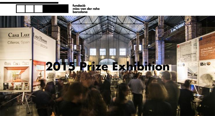 MiesArch premio 2015 arquitectura