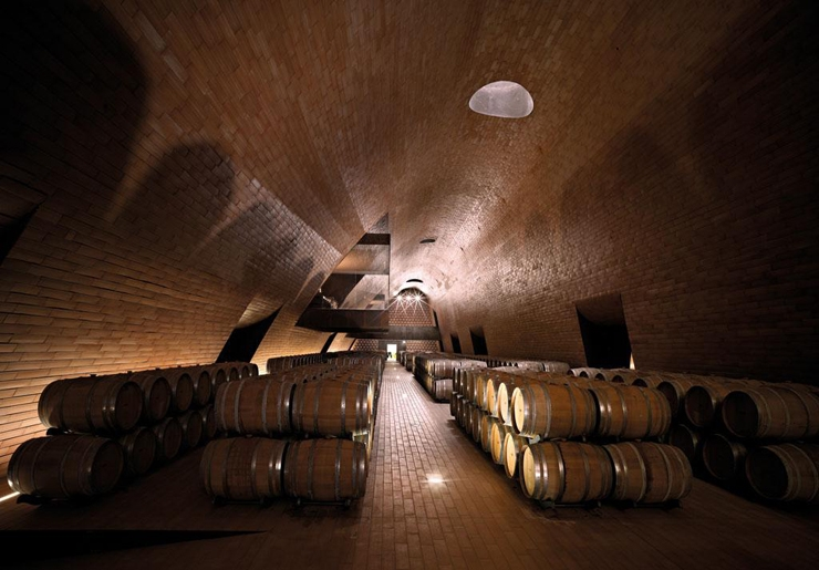 MiesArch premio 2015 antinoriwinery archea associati
