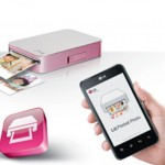 Mini impresora portátil LG Pocket Photo