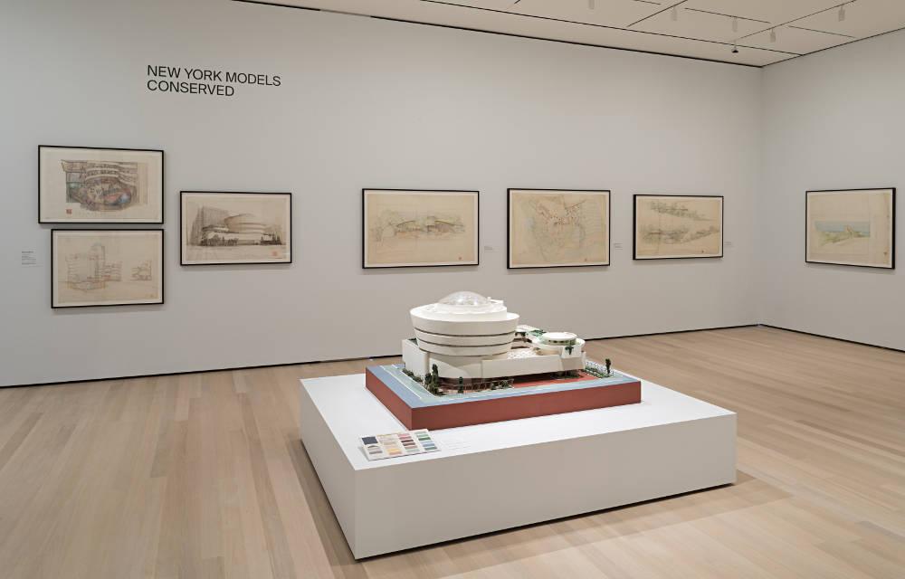 MoMA Frank Lloyd Wright