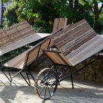 Mobiliario Rodante en Nantes | Jérémie Koempgen y estudio Ferpect