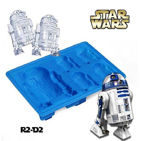 Molde repostería R2-D2