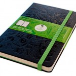 Libreta Moleskine vinculada con Evernote – Evernote Smart Notebook