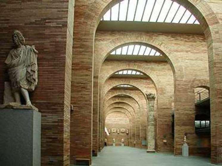 Rafael Moneo - Museo Arte Romano de Mérida
