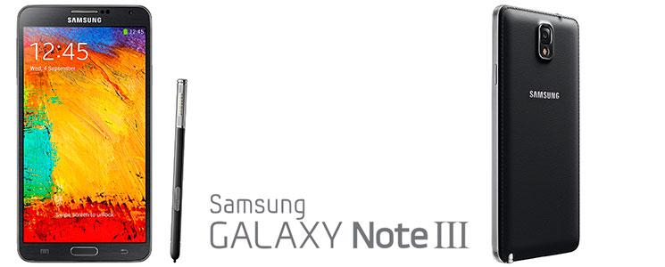 Galaxy Note 3 un móvil para arquitectos