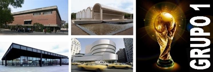 Campeonato de Arquitectura – Museos – Grupo 1