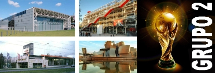 Campeonato de Arquitectura – Museos – Grupo 2