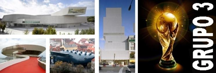 Campeonato de Arquitectura – Museos – Grupo 3