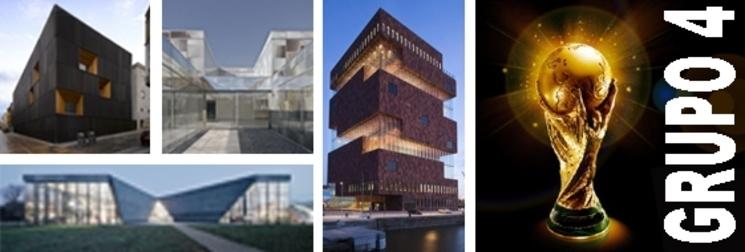 Campeonato de Arquitectura – Museos – Grupo 4