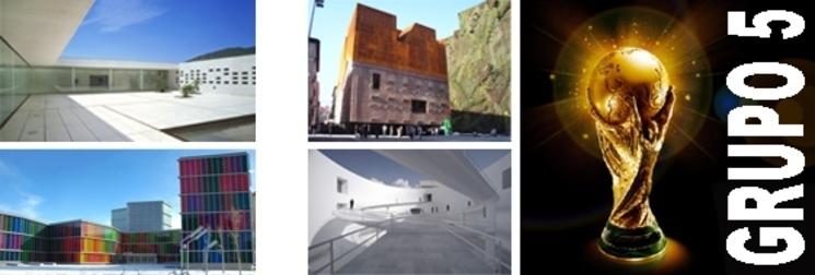 Campeonato Arquitectura – Museos – Grupo 5