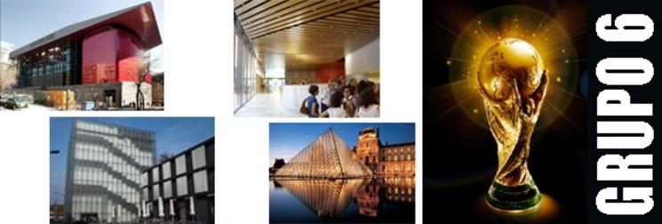 Campeonato Arquitectura – Museos – Grupo 6