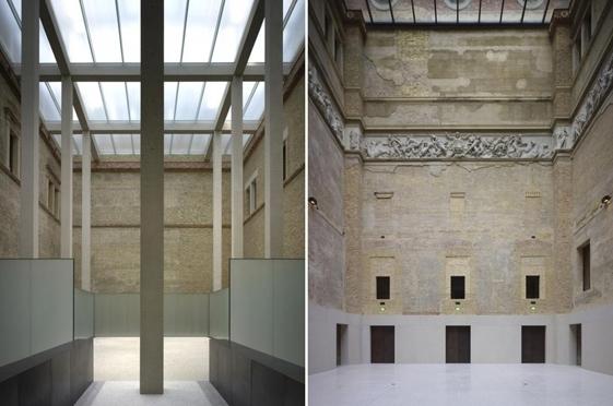 Neues Museum de Berlín - David Chipperfield
