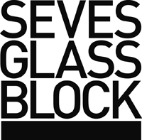 Seves glassblock logo