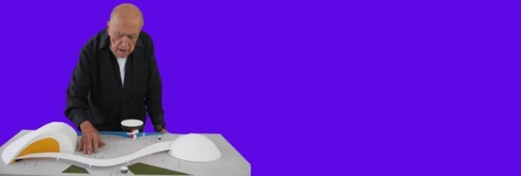 Lo que me atrae es la curva libre y sensual – Niemeyer