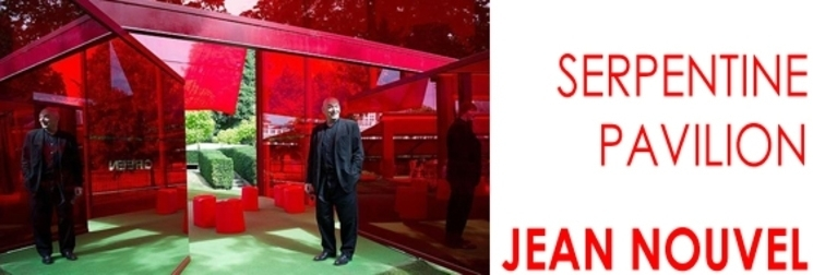 pabellon serpentine gallery jean nouvel arquitecto