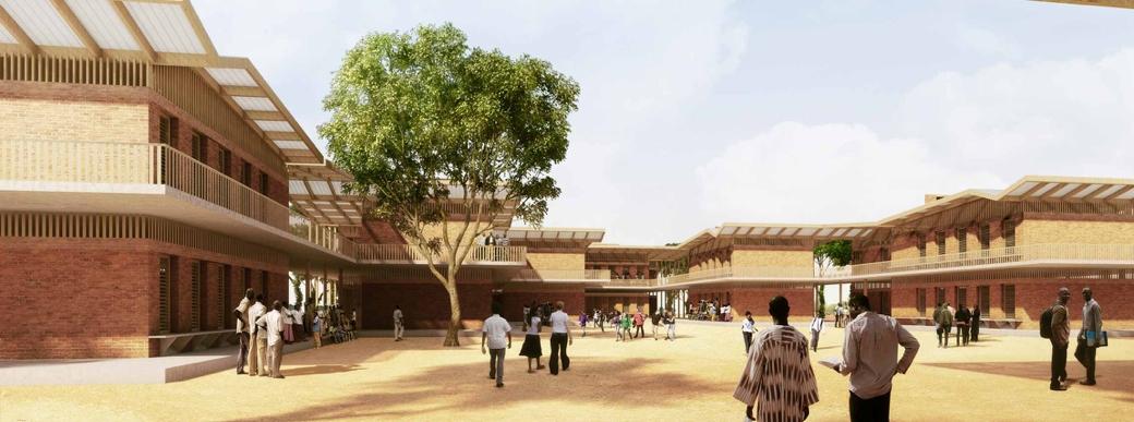 Diébédo Francis Kéré - Obama Legacy Campus