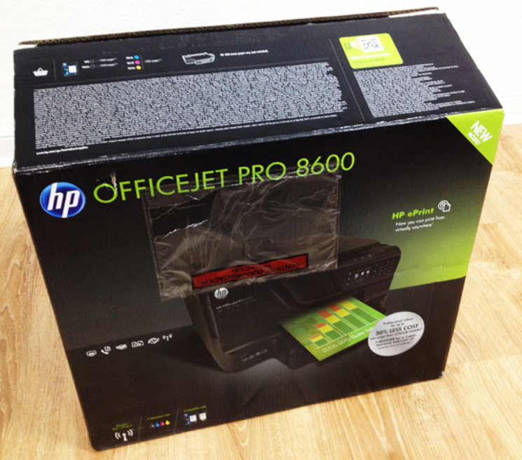 ¿Tinta vs Láser? – Impresoras HP Officejet Pro 8600