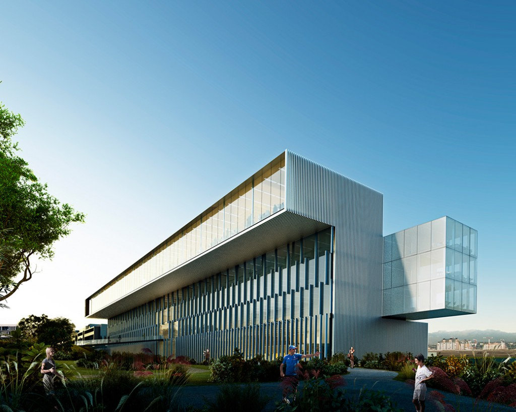 Arquitectura proyectos de oficinas for Edificio oficinas