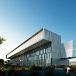 Edificio de oficinas corporativas del Real Madrid – Rafael de La-Hoz
