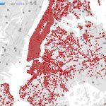 Fotos antiguas geolocalizadas de Nueva York y San Francisco