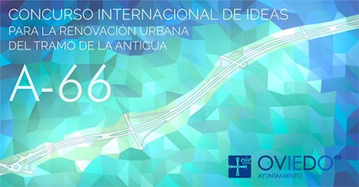 Oviedo A66 concurso ideas  urbanismo