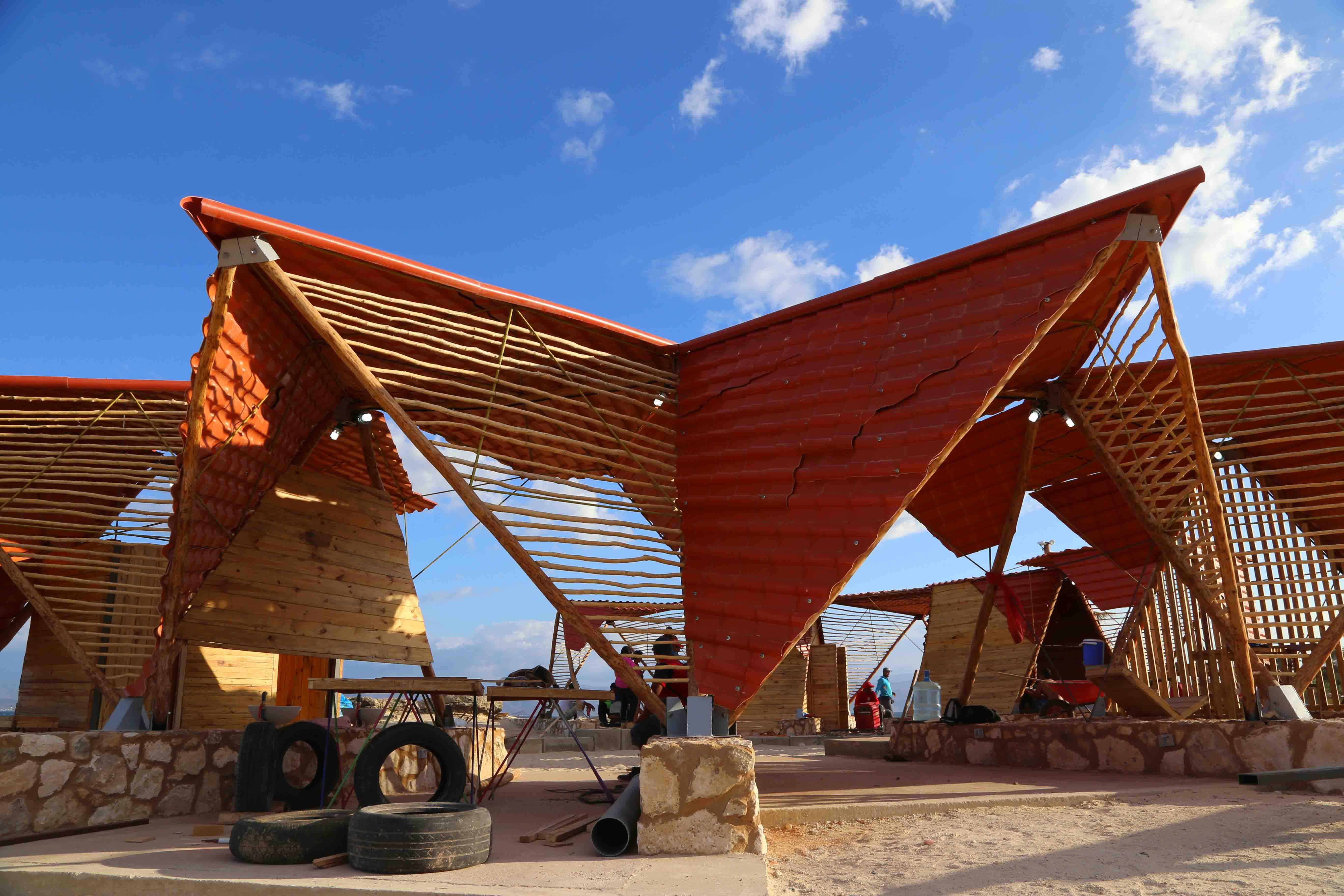 Estación de Servicios Turisticos Punta Arenas   Colectivo Taller Independiente