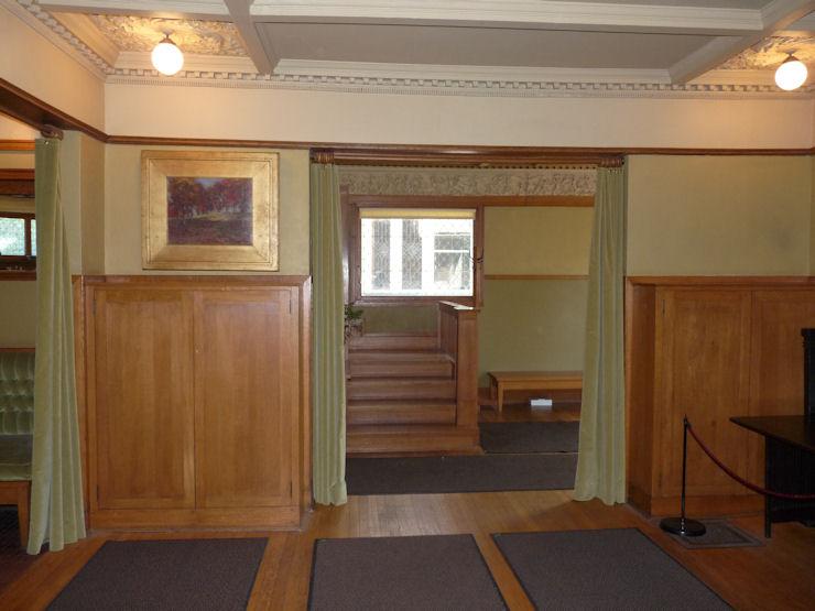 Casa-Estudio F.Ll.Wright - Oak Park - Hall