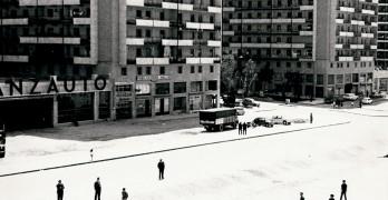 Archivo Paco Gómez – El instante poético y la imagen arquitectónica