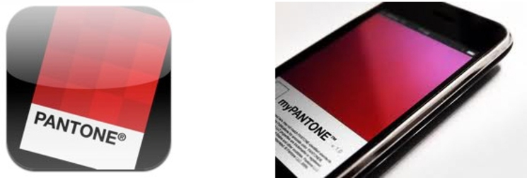 pantone app movil colores