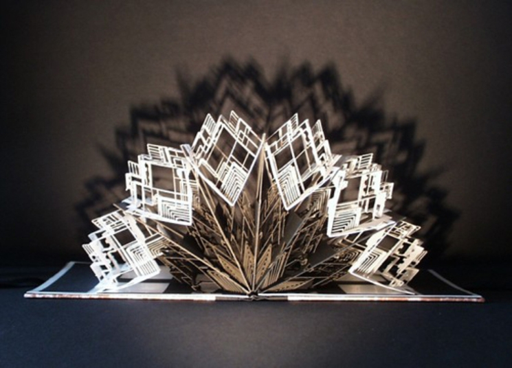 Paper Architecture- Arquitectura de Papel - Ingrid Siliakus