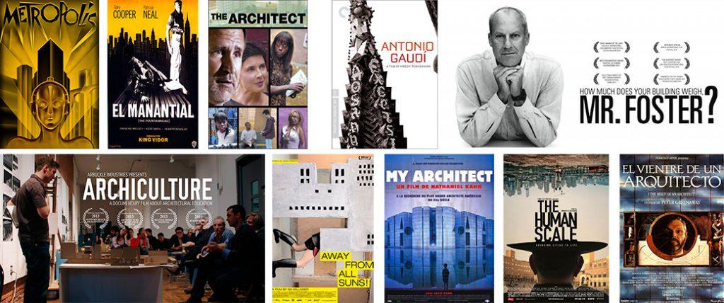10 Películas para arquitectos