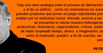 Peter Greenaway director cine arquitectura