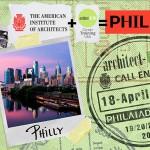 PhilAIAdelphia - Concurso de ideas para el diseño y construcción de un Stand en la convención del American Institute of Architects