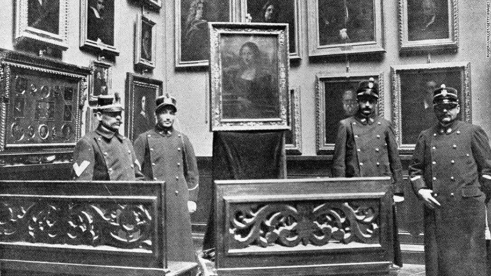 El día que acusaron a Picasso de robar la Mona Lisa
