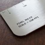 regla pixel ruler