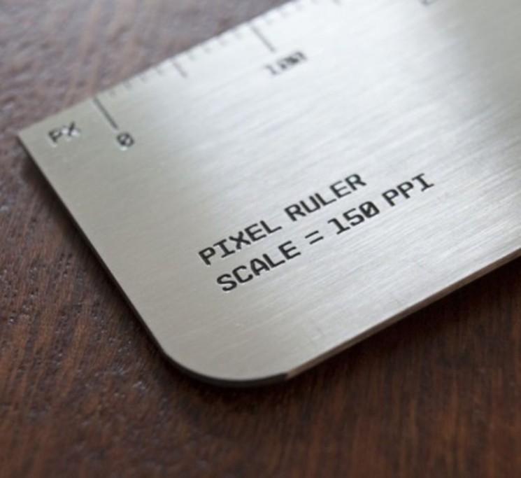 Regla para medir en píxeles – Pixel Ruler