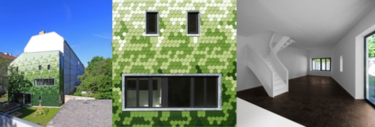"""Plain Tile House"" (2.009) de Brandt+Simon architekten"