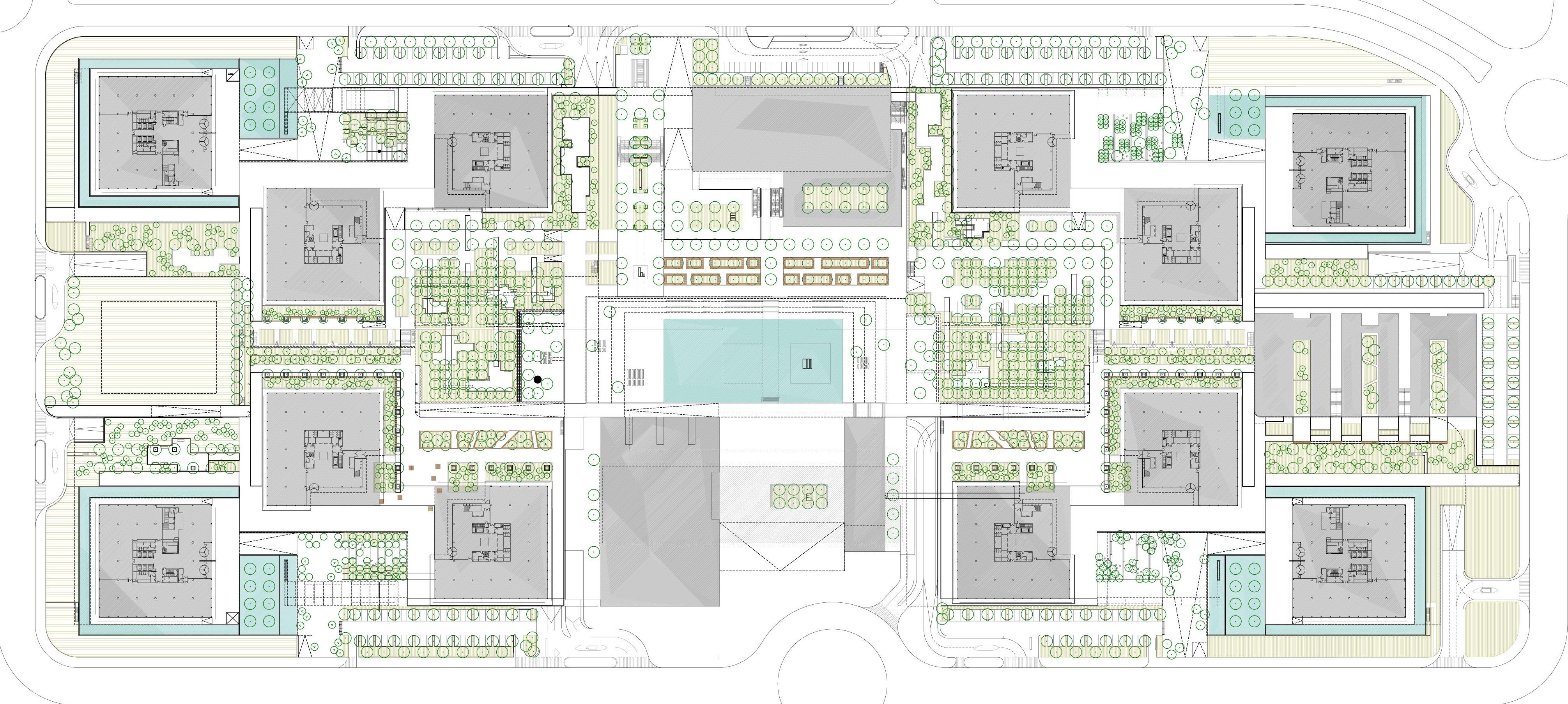 Realizaci n de un proyecto de arquitectura distrito c de for Plantas de arquitectura