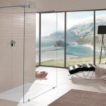 Platos de ducha de diseño Subway Infinity y Squaro Infinity de Villeroy & Boch