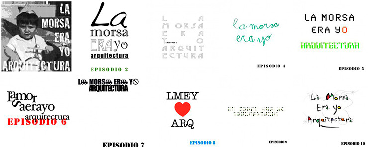 La Morsa Era Yo arquitectura, mejor podcast de Historia y Cultura 2014