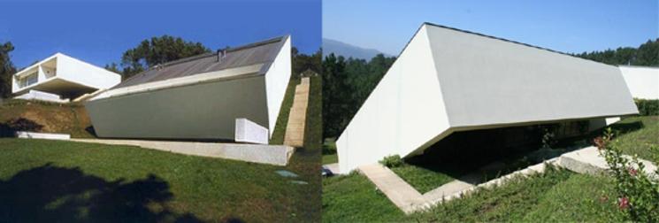 Dos casas en Ponde de Lima (2.002) de Eduardo Soto de Moura
