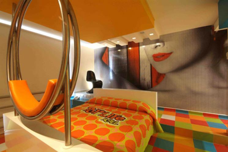 hotel pop life interiorismo