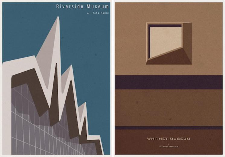 posters de arquitectura