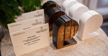 Entrega de los XI Premios Porcelanosa de Arquitectura e Interiorismo